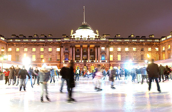 Five Places To Relax In London Somerset_house