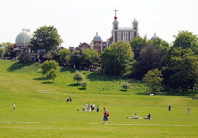 Five Places To Relax In London Greenwich_park