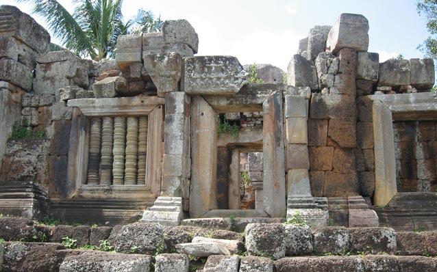 Takeo Cambodia  city photo : Ta Prohm Temple in Takeo, Cambodia travel, takeo hotels