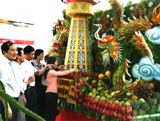 Tien Giang to host first Vietnam fruit festival