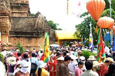 Ponagar festival