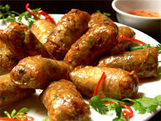 Vietnamese traditional foods